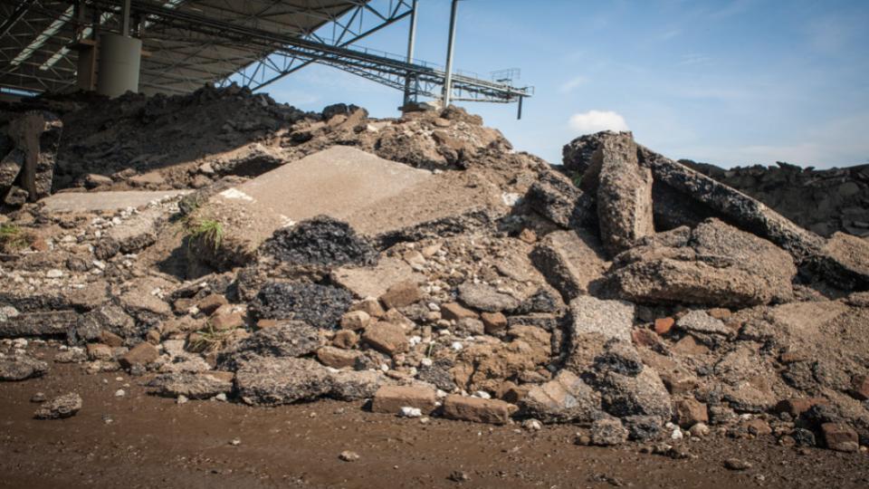 REKO recycling kombinatie, Europese wetgeving