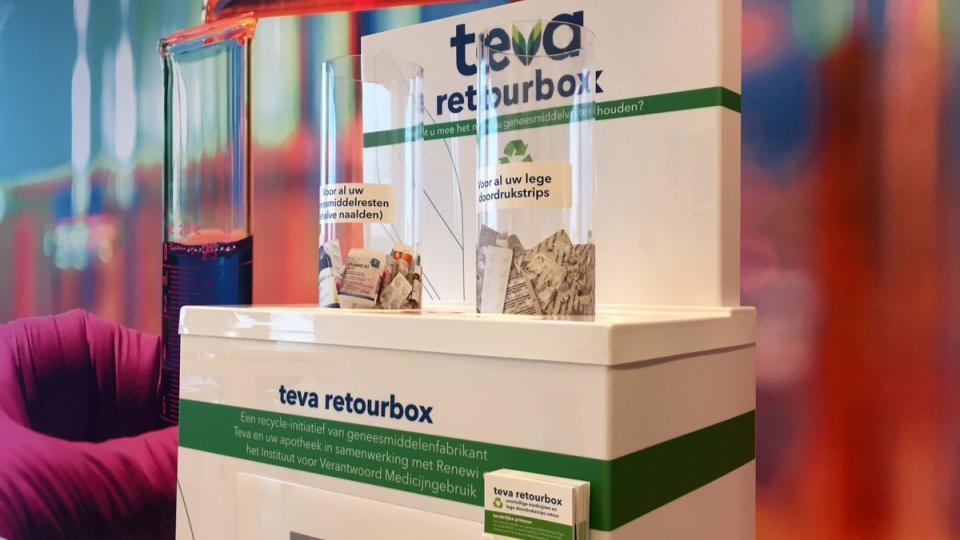 Teva Retourbox