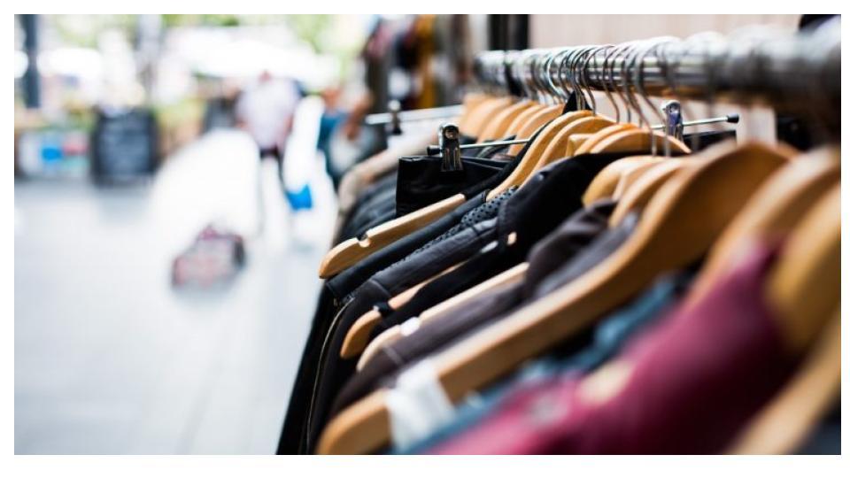INTERREG: Autostoelen van oude kleding