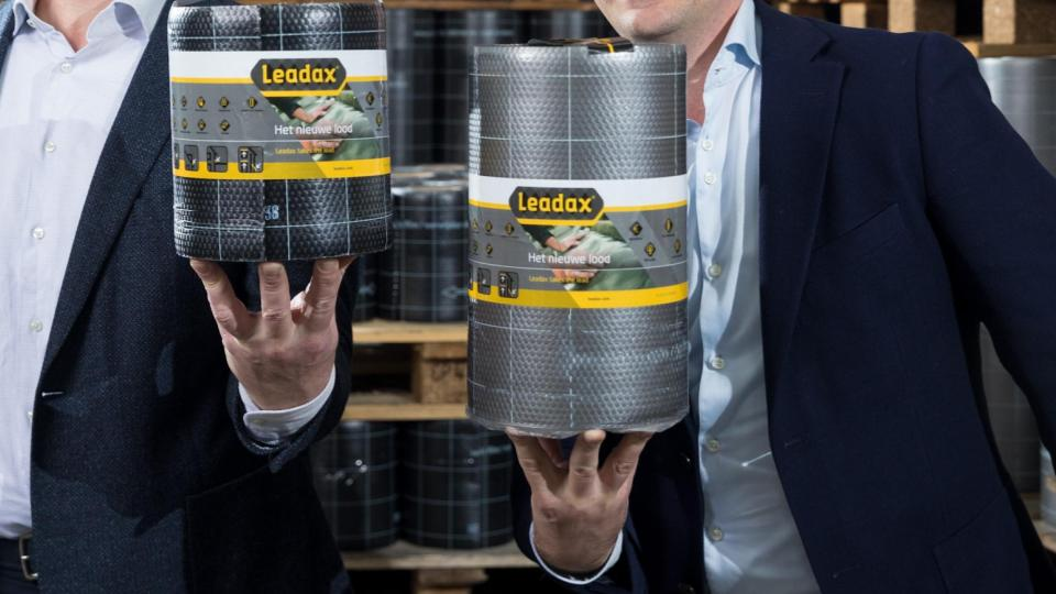 Leadax vervangt lood