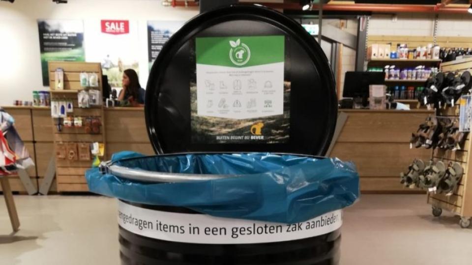 Recycleprogramma Bever winkels