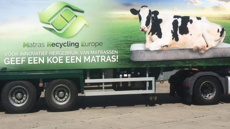 Matrasrecycling Europe