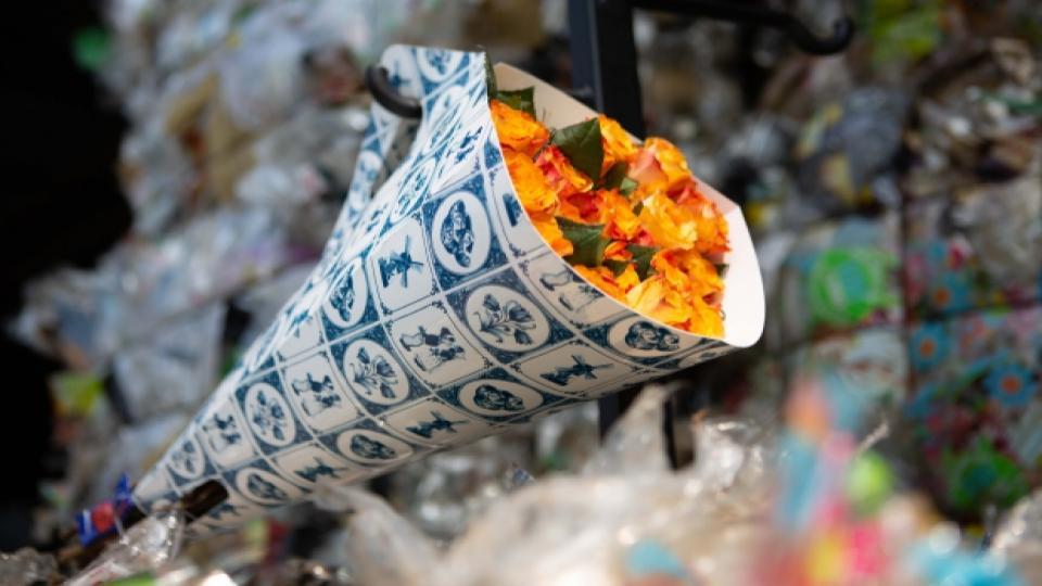 Eco-Flowerbag