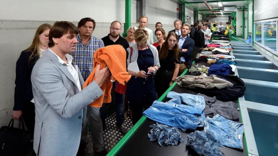 Wolkat textielrecycling