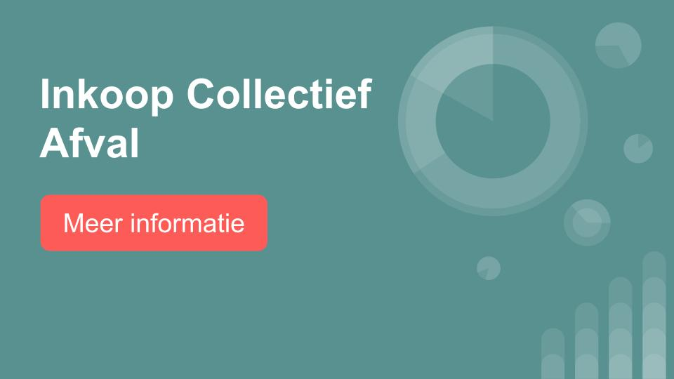 Inkoop Collectief Afval