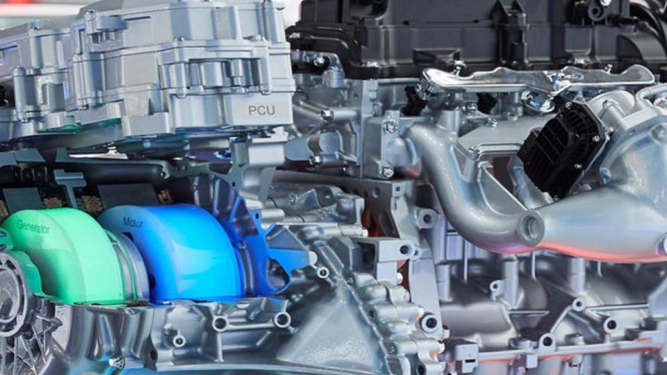 Honda's EV-batterijen