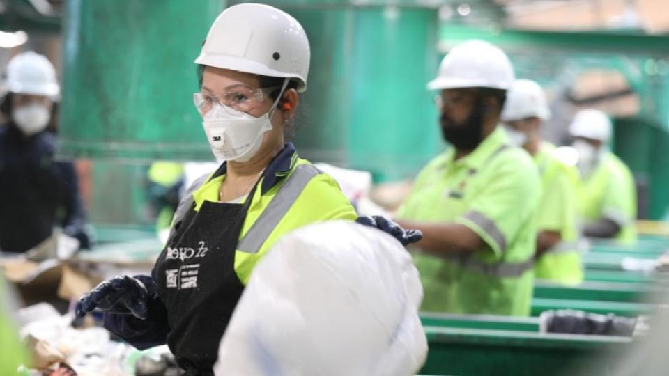 Thermochemische plastic recyclen