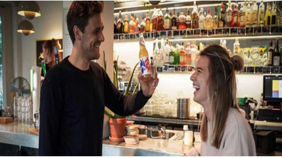 Leppa Limo: Appelfrisdrank van overgebleven fruitresten
