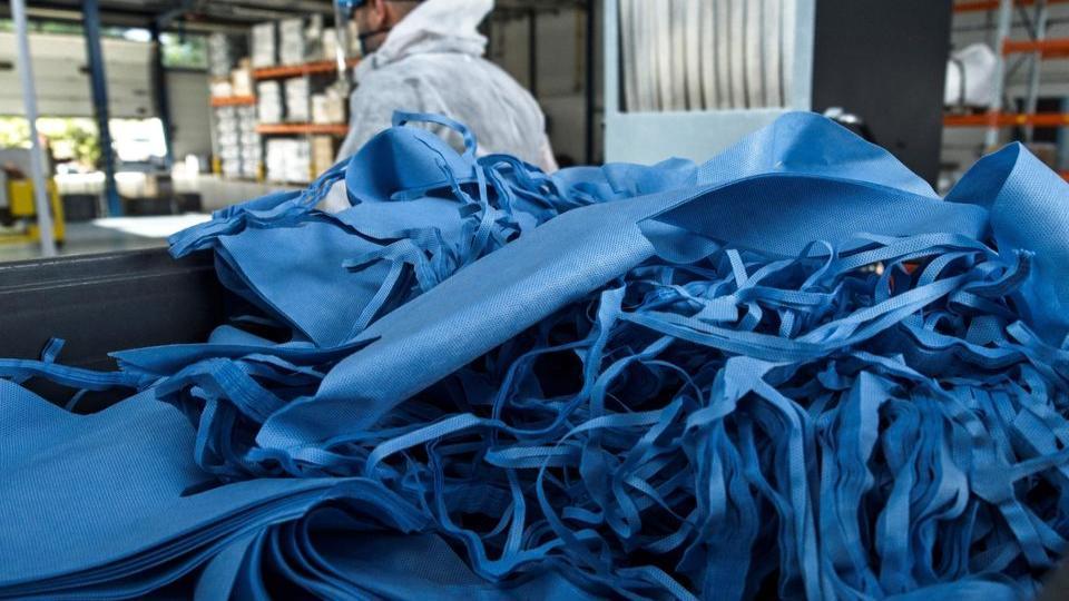Nieuwe fabriek Bluecycle verwerkt kunststof tot olie