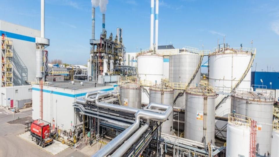 AVR pioniert met grootschalige CO2-afvang