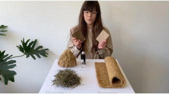 Forest Wool van kunstkerstbomen