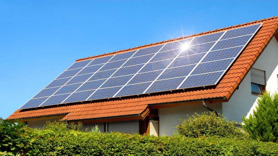 Recyclen van zonnepanelen