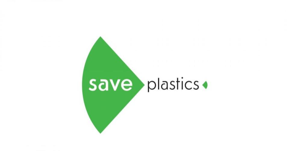Save plastics: geef plastic afval een nieuw leven.