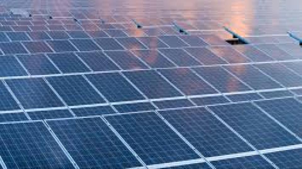 Zonne-energie  de belangrijkste energiebron