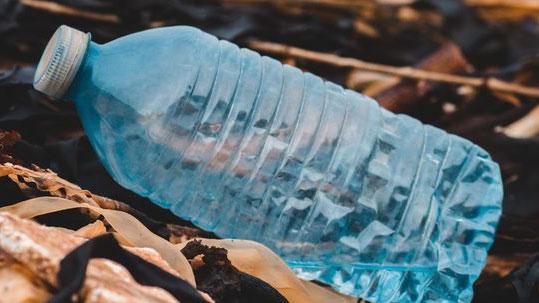 Rijden op plastic