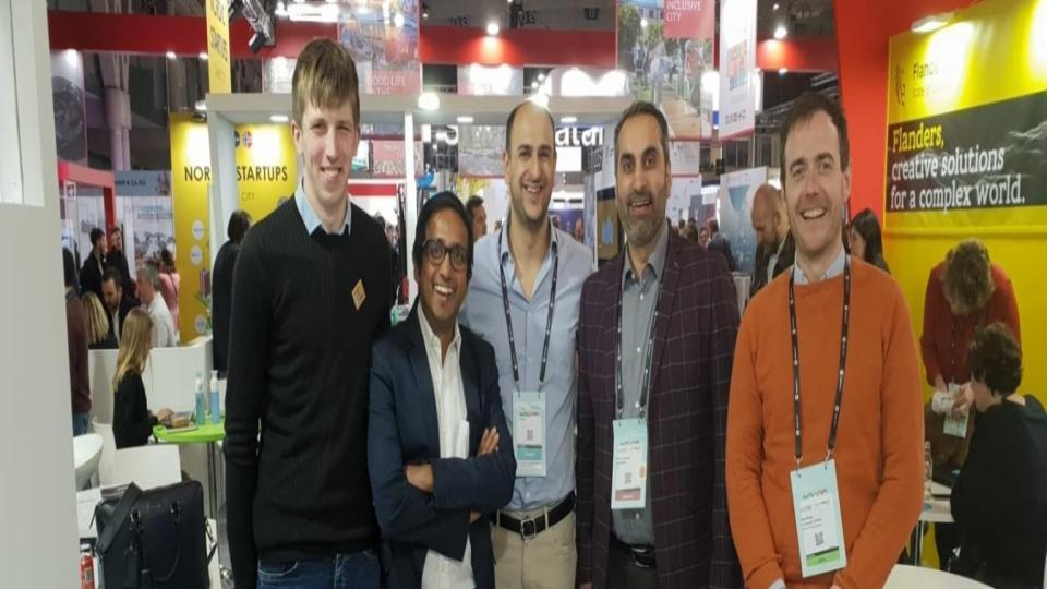 Start-up BrighterBins: slimme afvalverwerking met AI en IOT