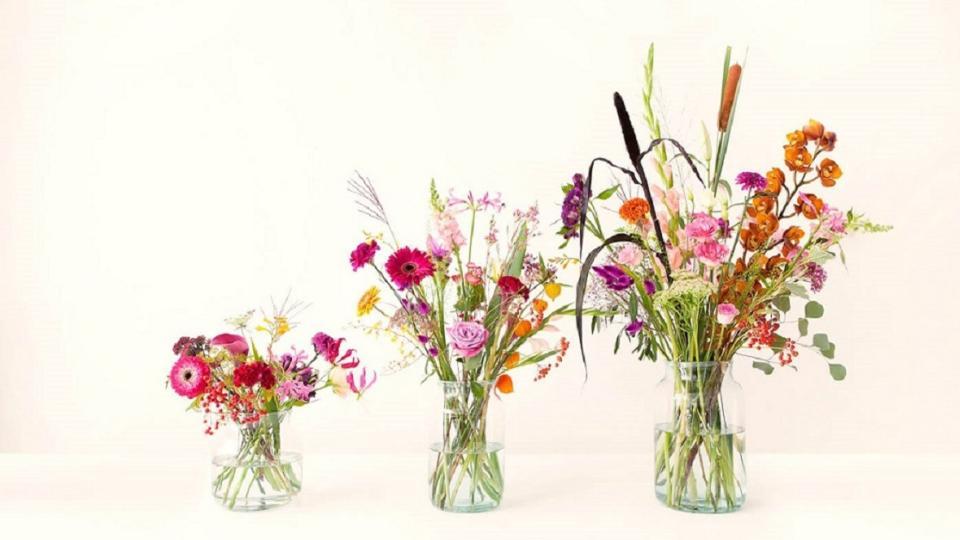 Reflower Recycling herbestemd of recyled kunstbloemen