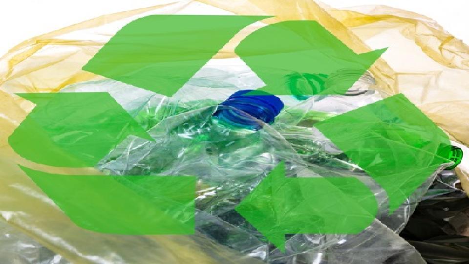 Recycling van plastics