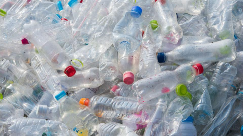 Dit gebeurt er met de plastic flessen die je inlevert