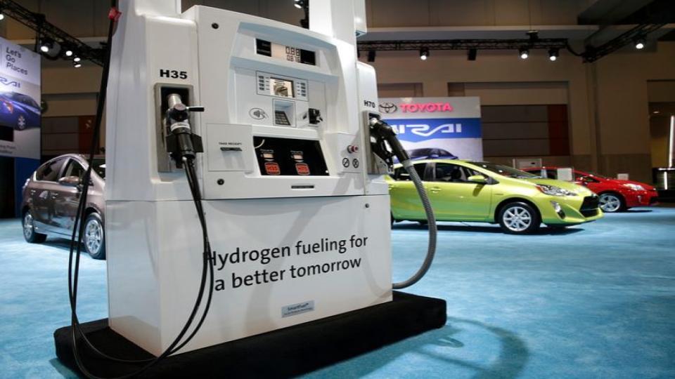 Rijden op brandstof van gerecycled plastic