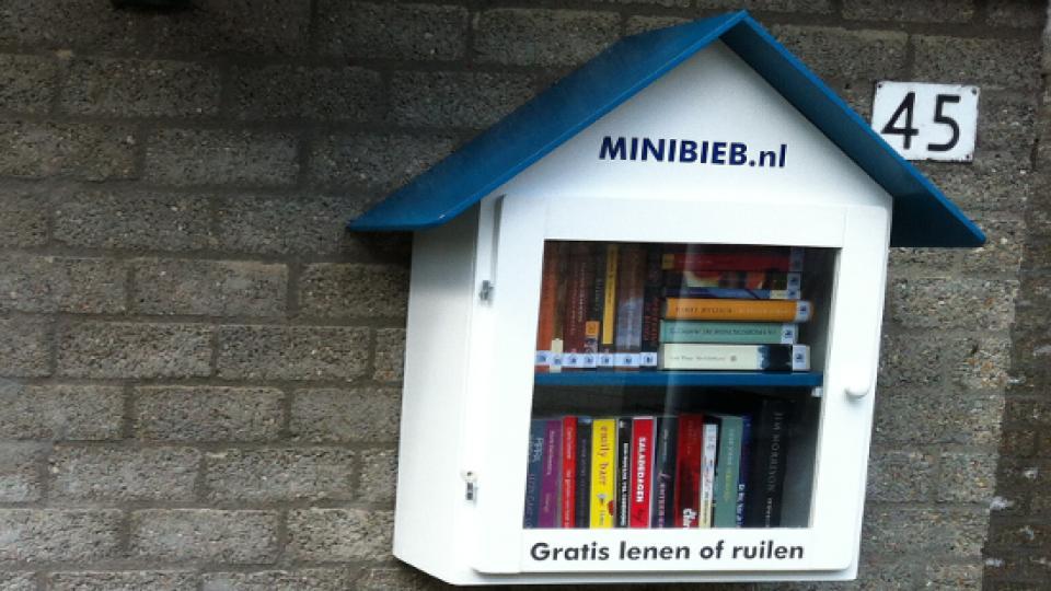Minibiebs in de straten