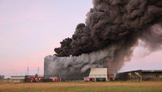 Plasticverwerker bouwt sorteermachine opnieuw op na brand in Zwolle