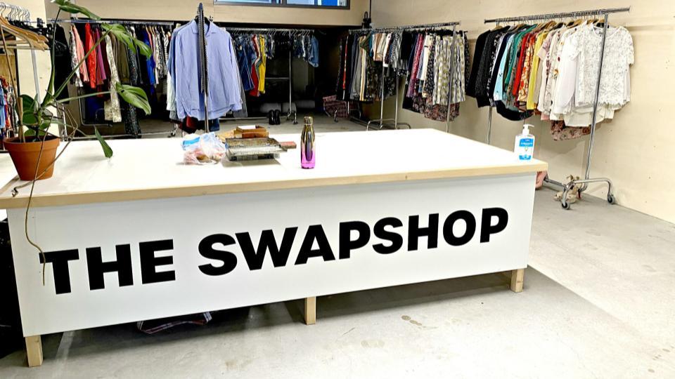 Swappen is het nieuwe shoppen