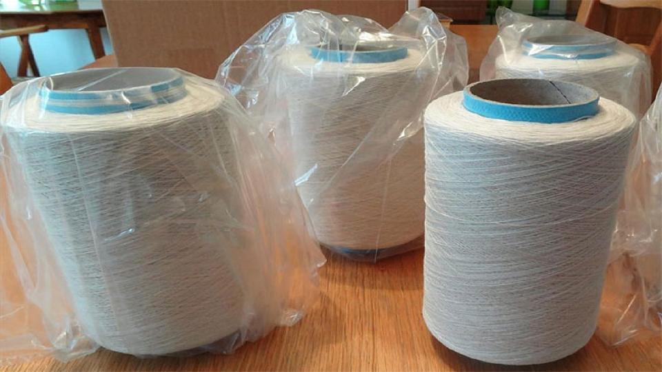 Circulair textiel van Saxcell