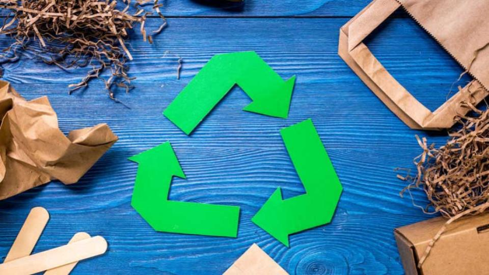 Hoe wordt papier gerecycled?