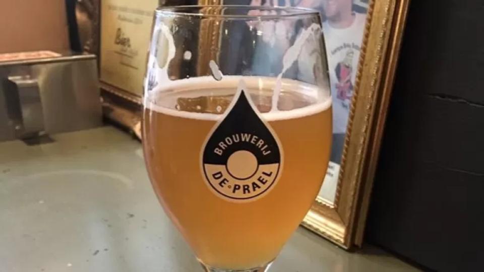 Brouwerij maakt bier van regenwater Wibautstraat