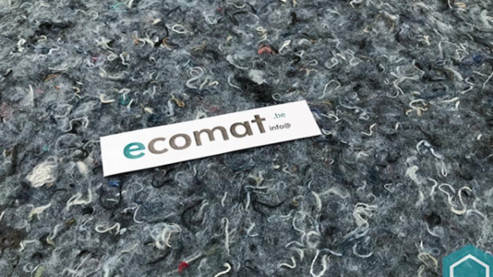 Circomat label introduceert Ecomat