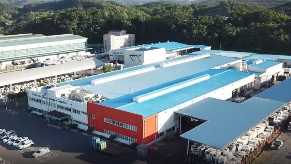 LG stelt doel om meer dan half miljoen ton gerecycled plastic te gebruiken