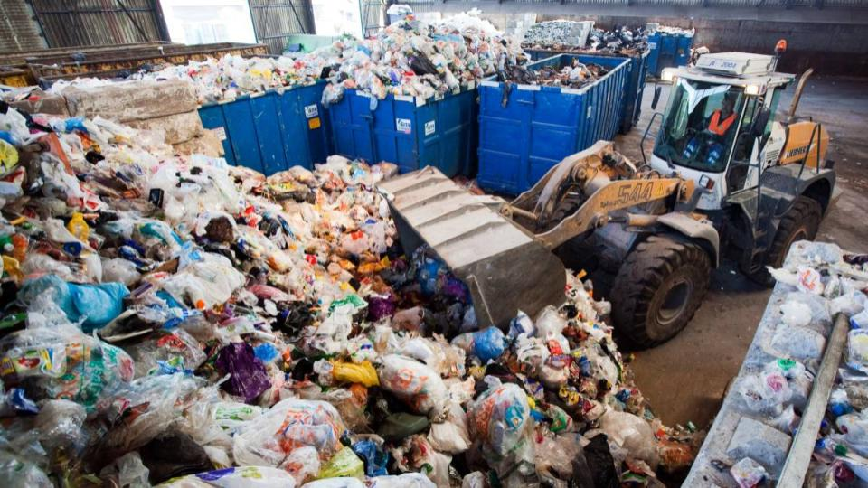 Toch plasticrecyclingfabriek in Alphen aan den Rijn?