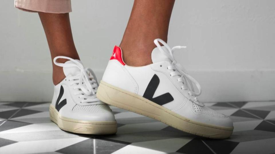 Duurzame schoenen van VEJA