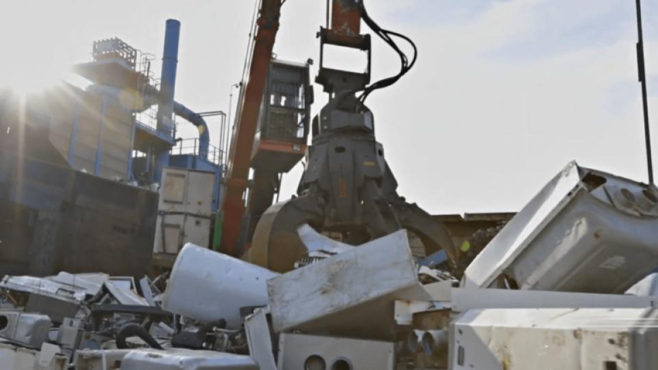 Complexe projecten uitgevoerd door Riwald Recycling Almelo & Beverwijk